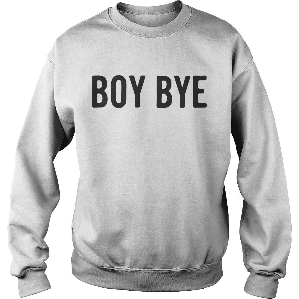 Official Boy bye Sweater