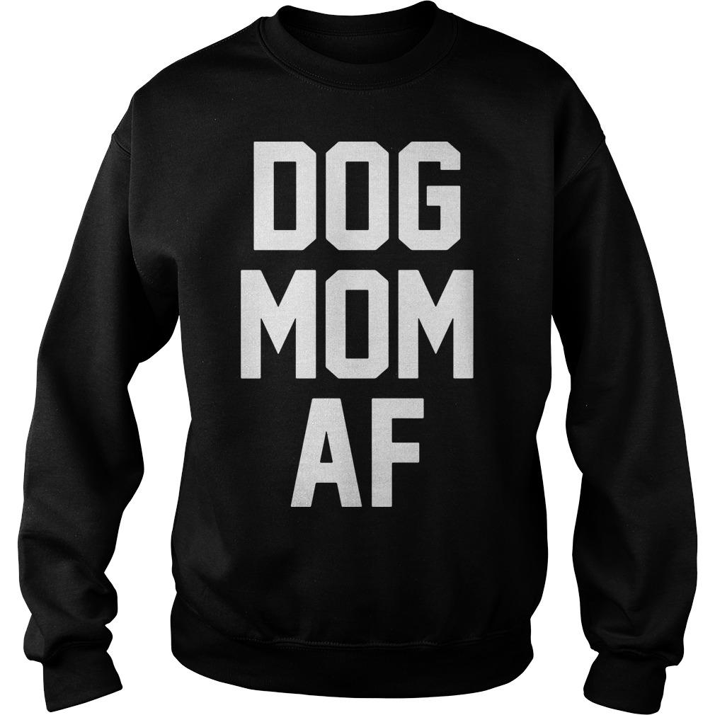 Official Dog mom af Sweater