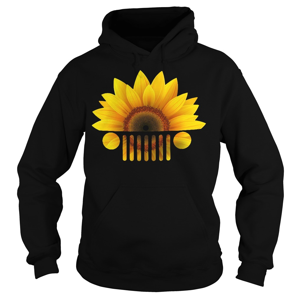 Official Sunflower jeep Hoodie
