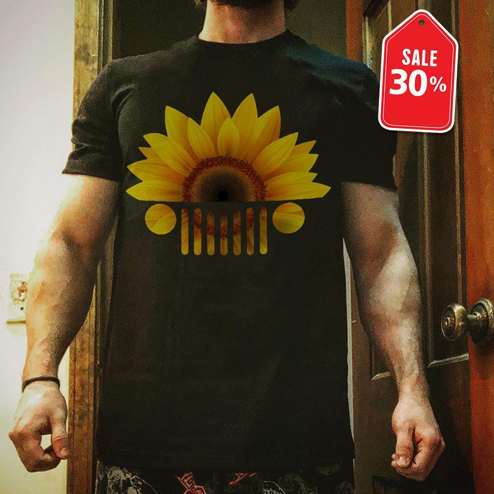 Official Sunflower jeep shirt