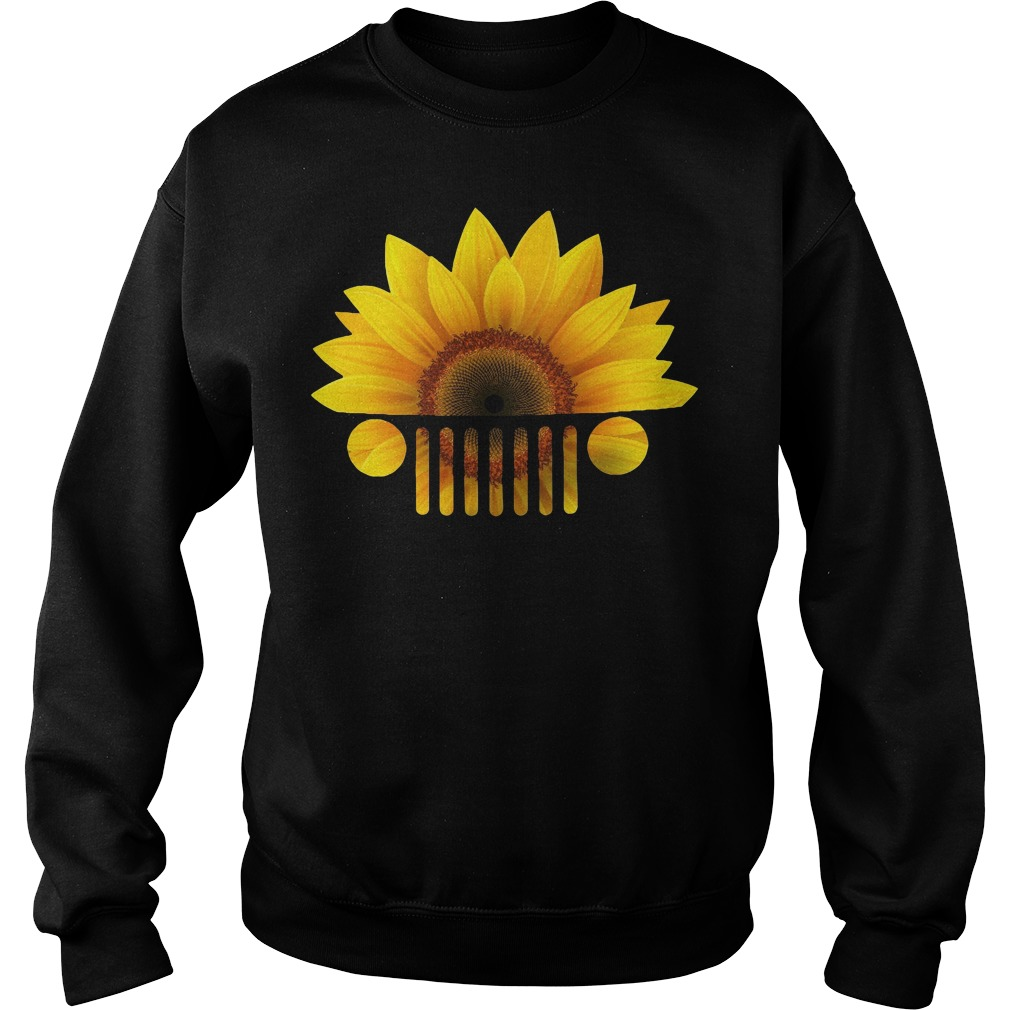 Official Sunflower jeep Sweater