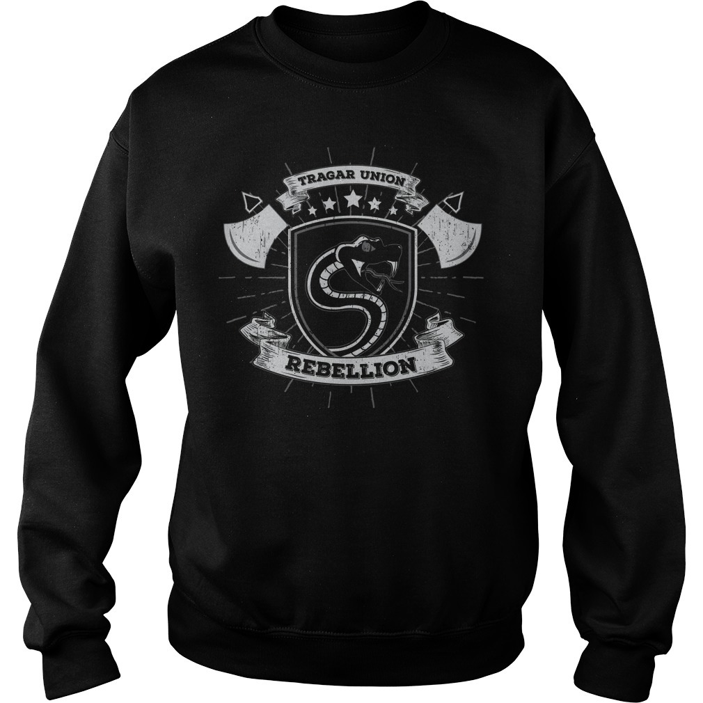 Snake rebellion Sweater