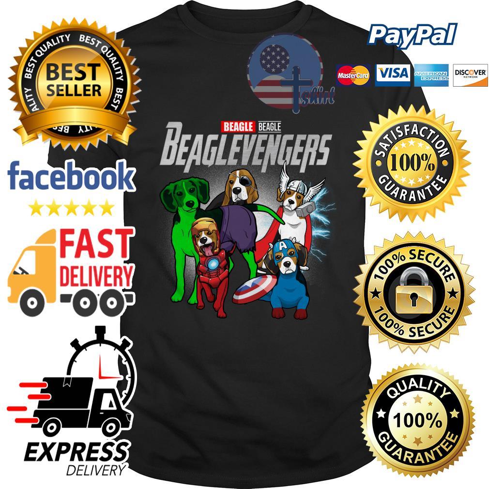 Beagle Beagle Beaglevengers Avenger shirt