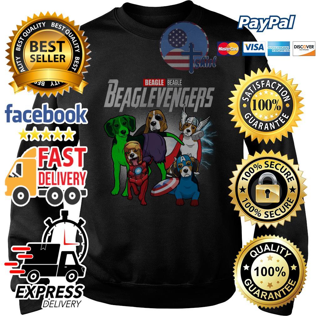 Beagle Beagle Beaglevengers Avenger Sweater