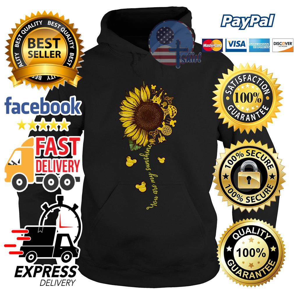 Sunflower You are my sunshine Magic Hoodie