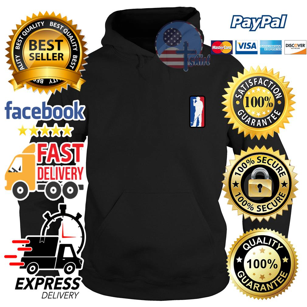 Amateur golf tour polo Hoodie
