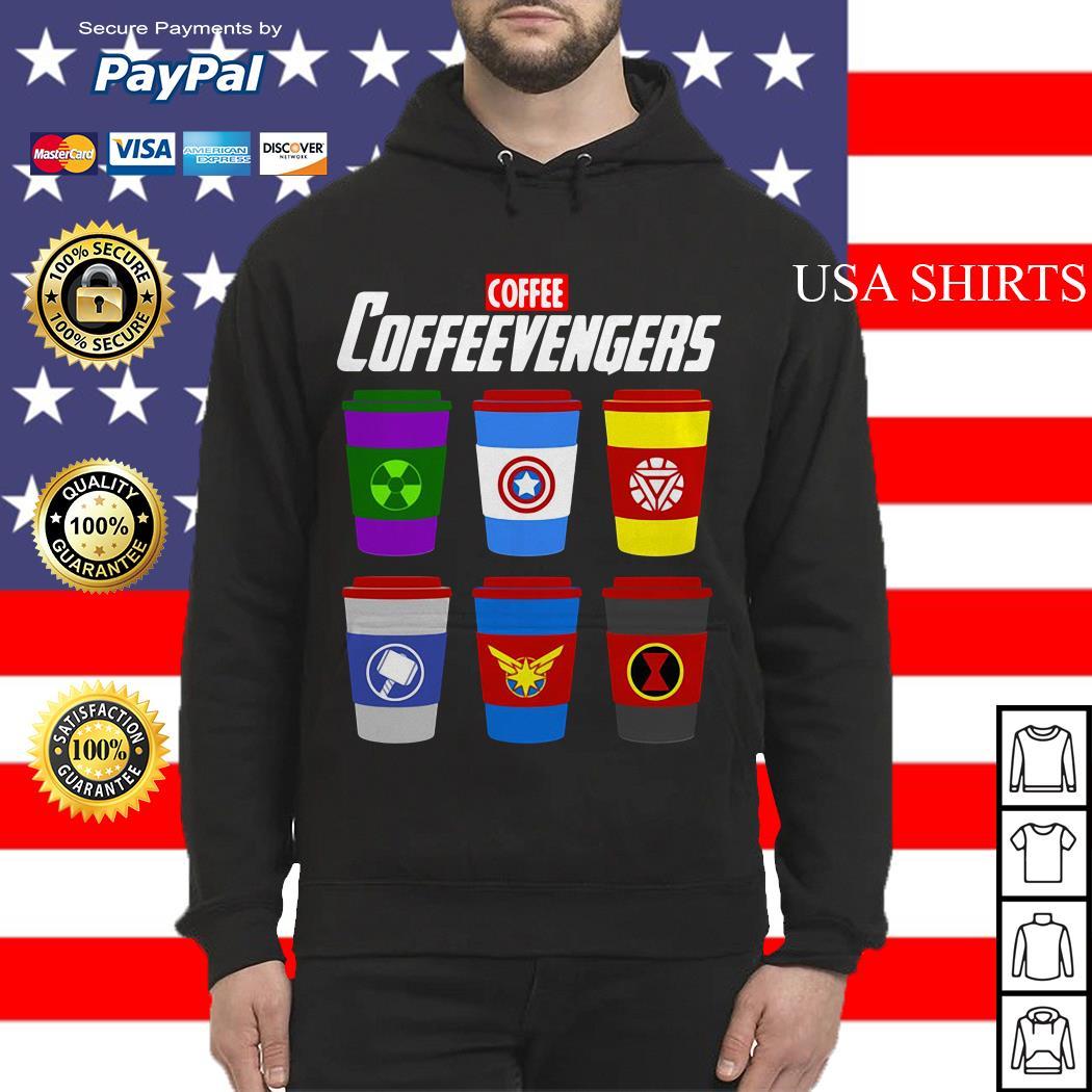 Coffee coffeevengers Avengers Endgame Hoodie