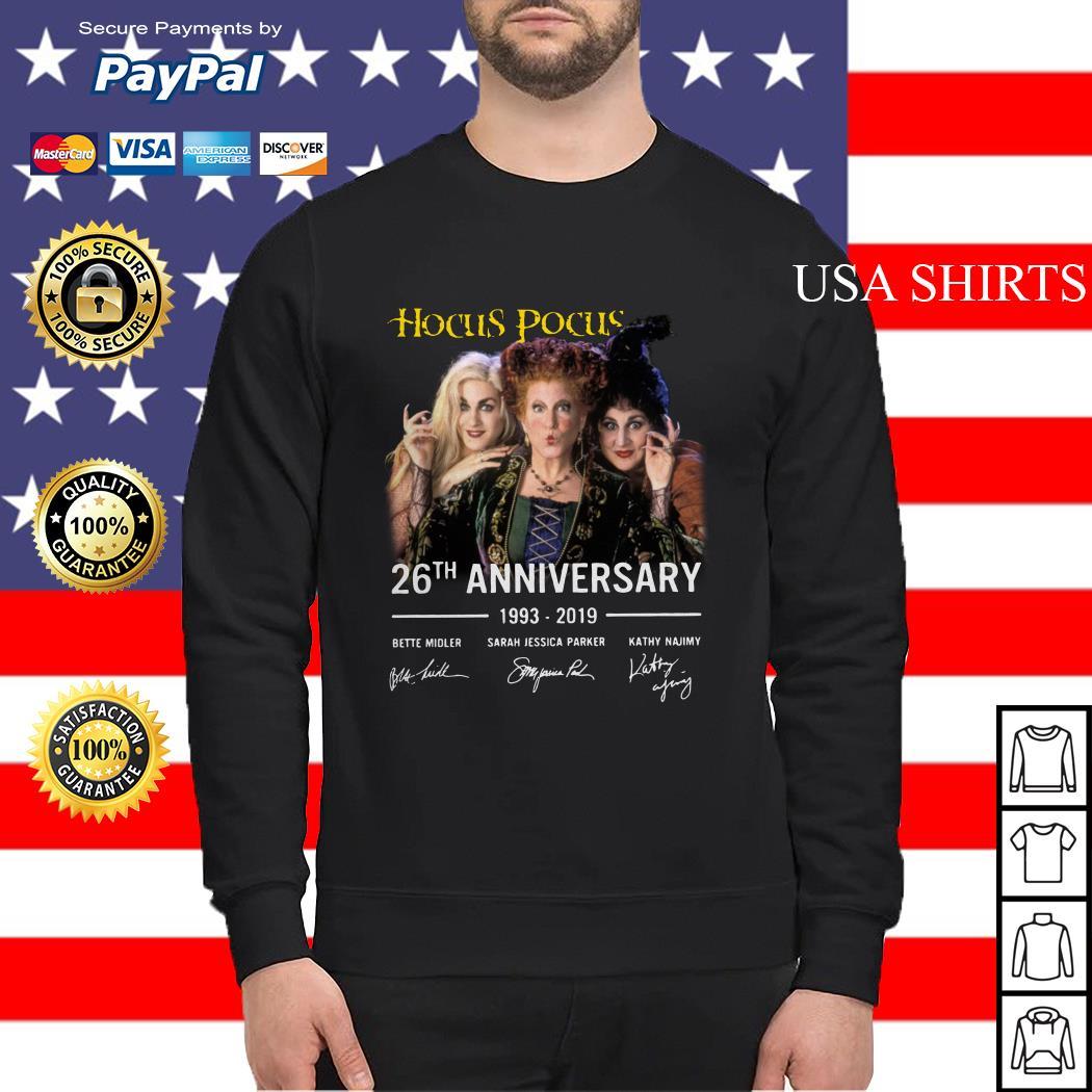 Hocus pocus 26th Anniversary 1993 2019 Bette Midler Sweater