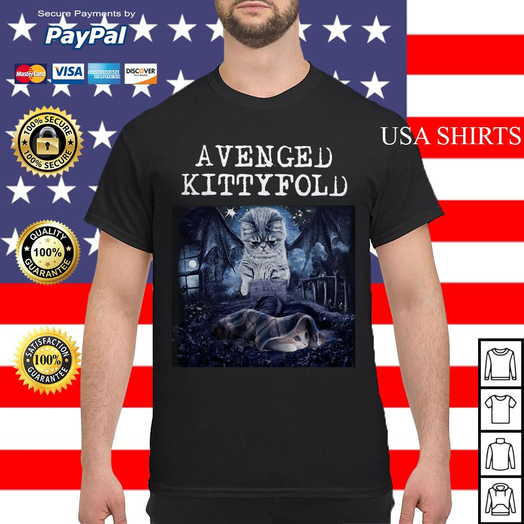 Avenged Kittyfold Dark Lord cat shirt