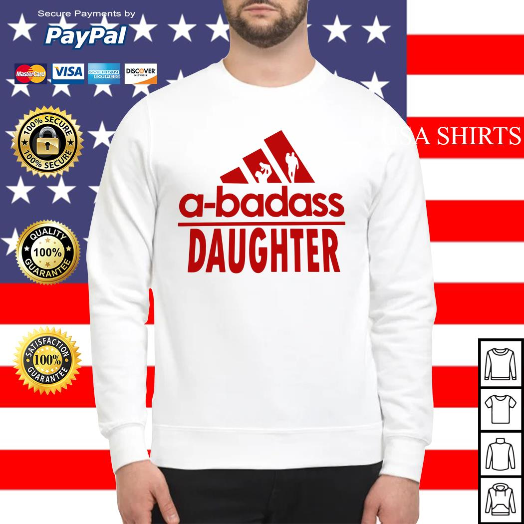 A-badass Daughter Sweater