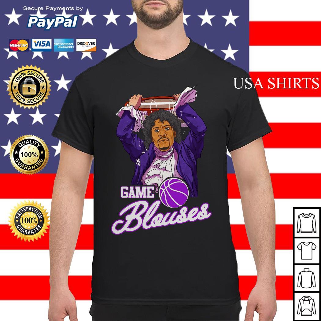 Charlie Murphy Game blouses Prince shirt