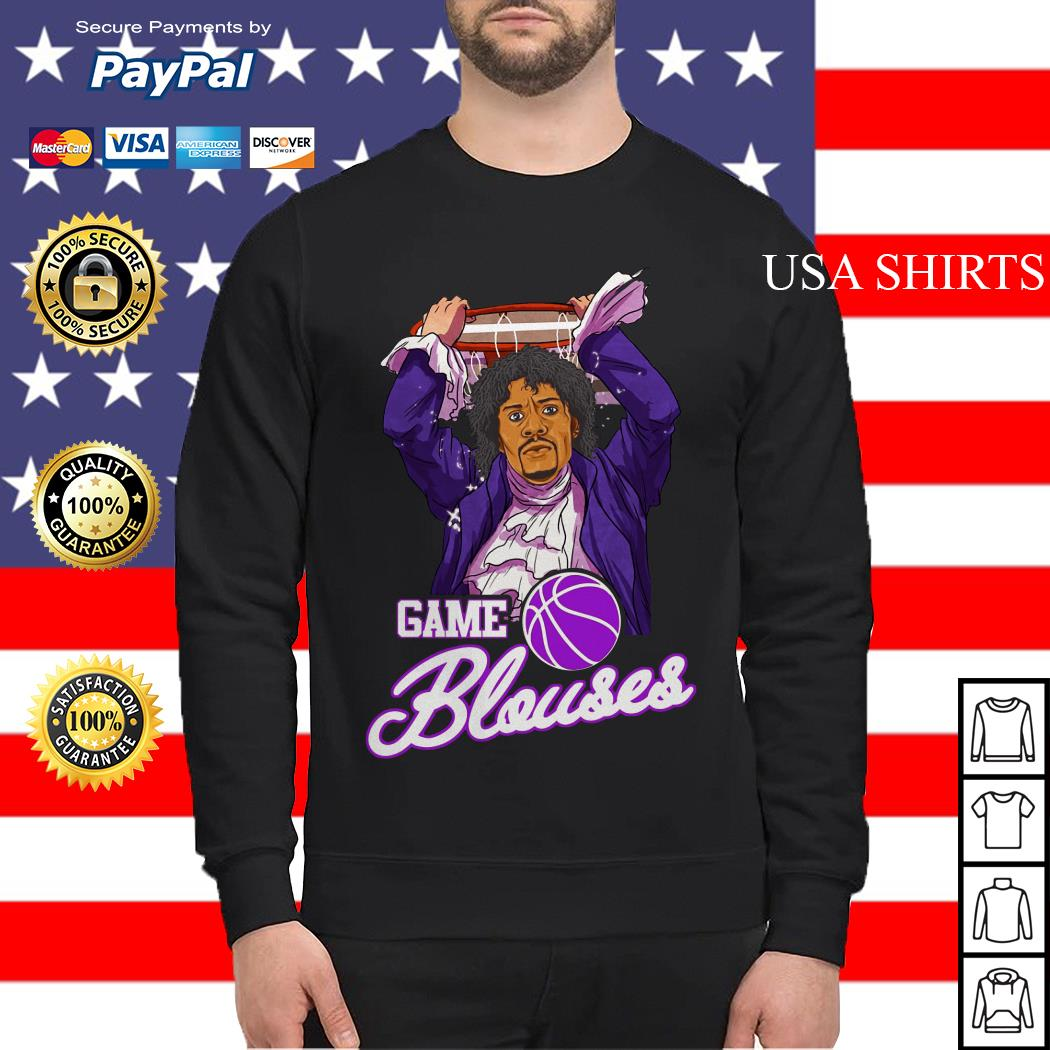 Charlie Murphy Game blouses Prince Sweater