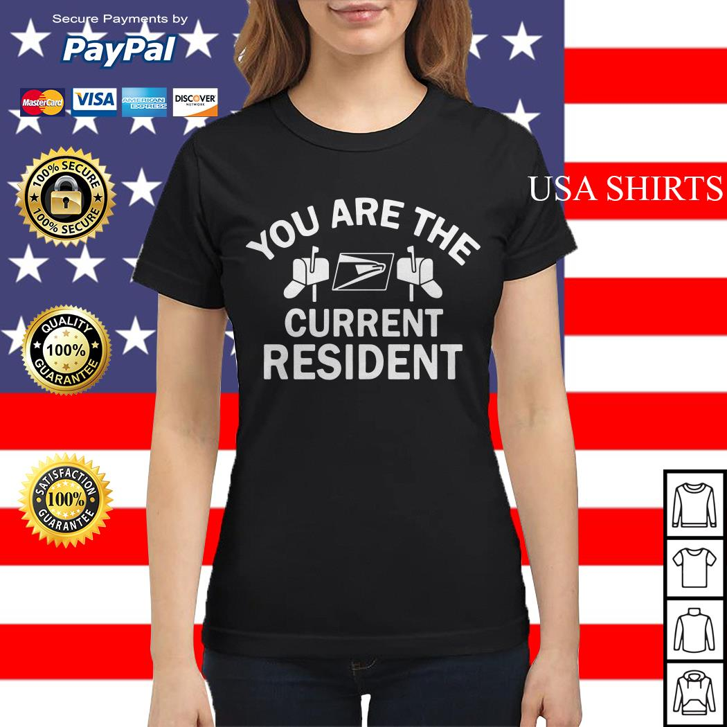 You are the current resident Ladies tee