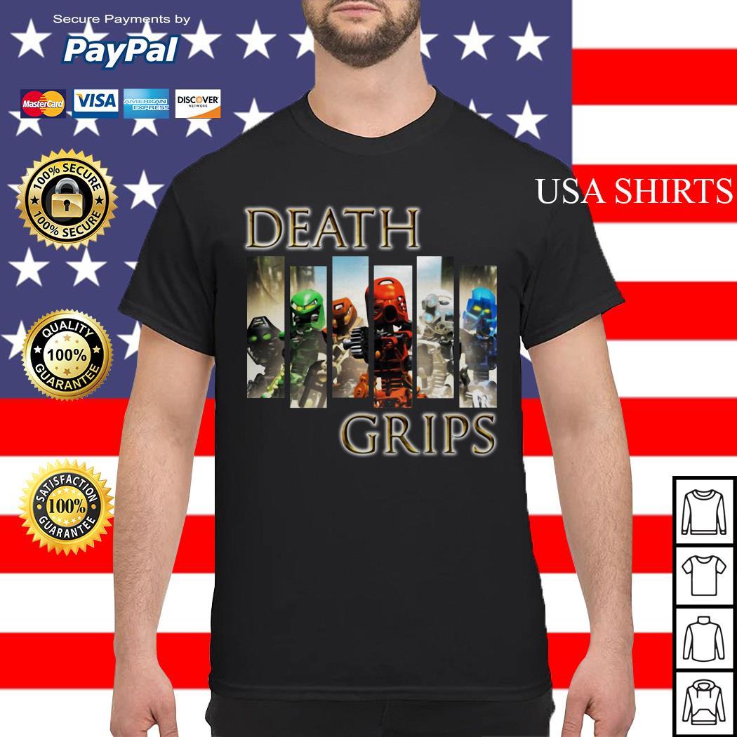 Death grips bionicle toa mata shirt