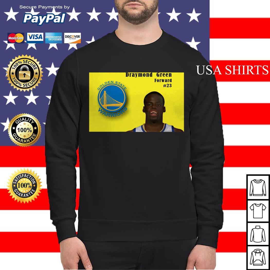 Draymond Green forward Golden State Warriors Sweater