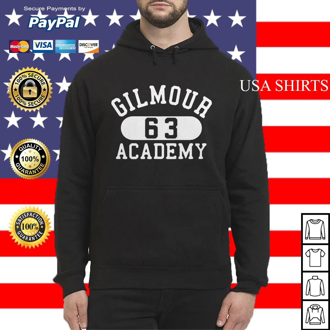 Gilmour 63 academy Hoodie