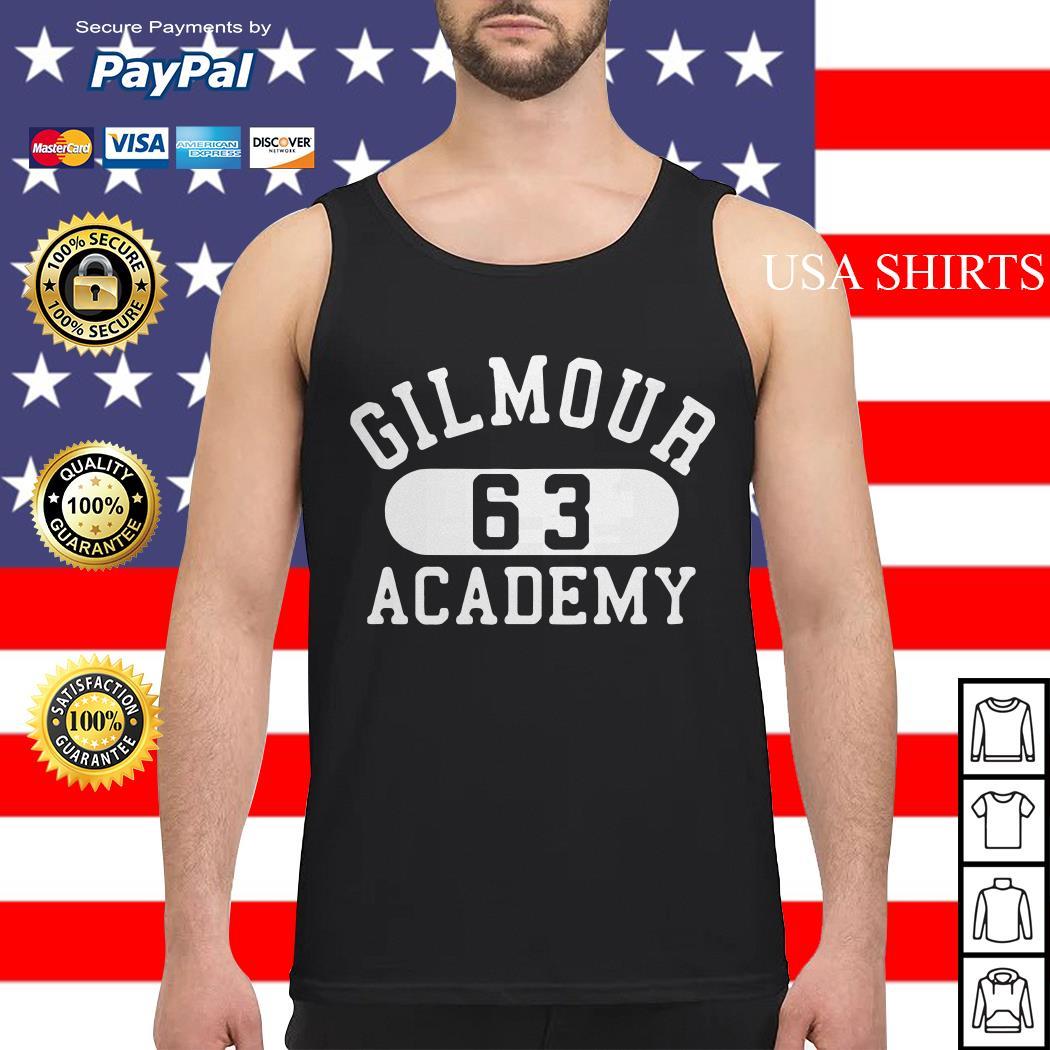 Gilmour 63 academy Tank top