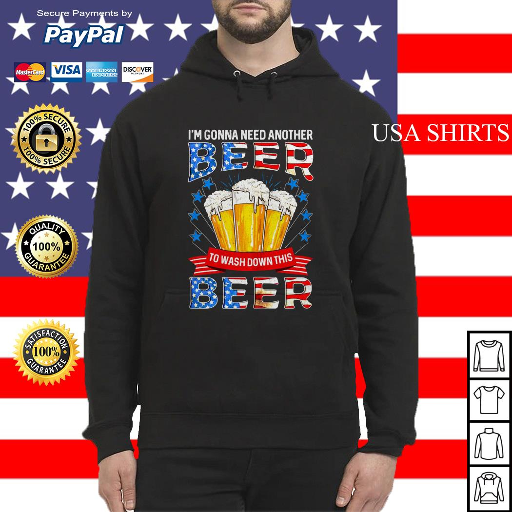 I'm gonna need another beer to wash down this beer Hoodie
