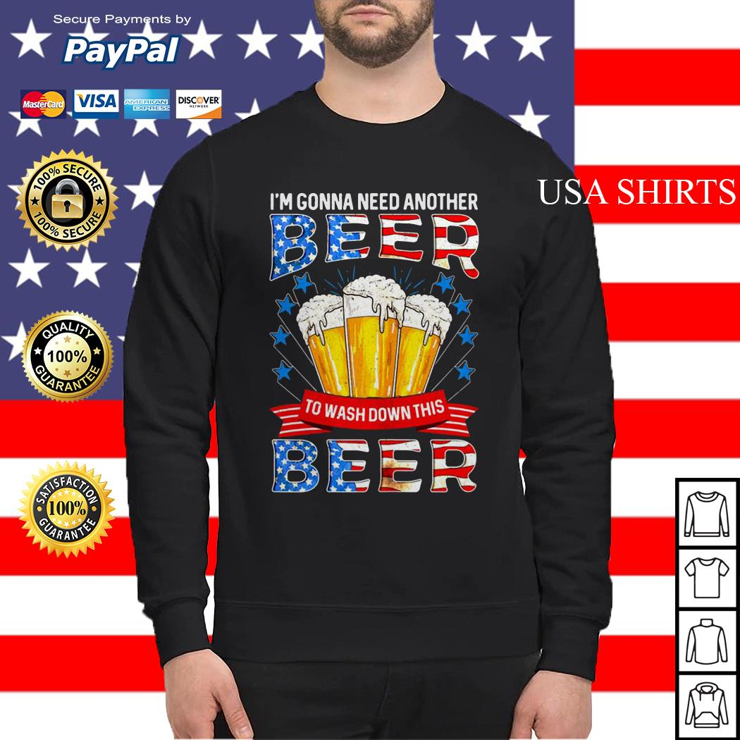 I'm gonna need another beer to wash down this beer Sweater