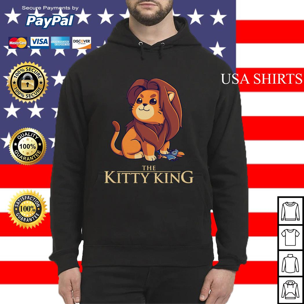 The Kitty King Lion Cub Simba Hoodie