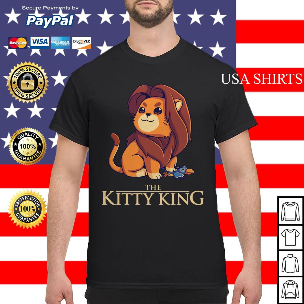 The Kitty King Lion Cub Simba shirt