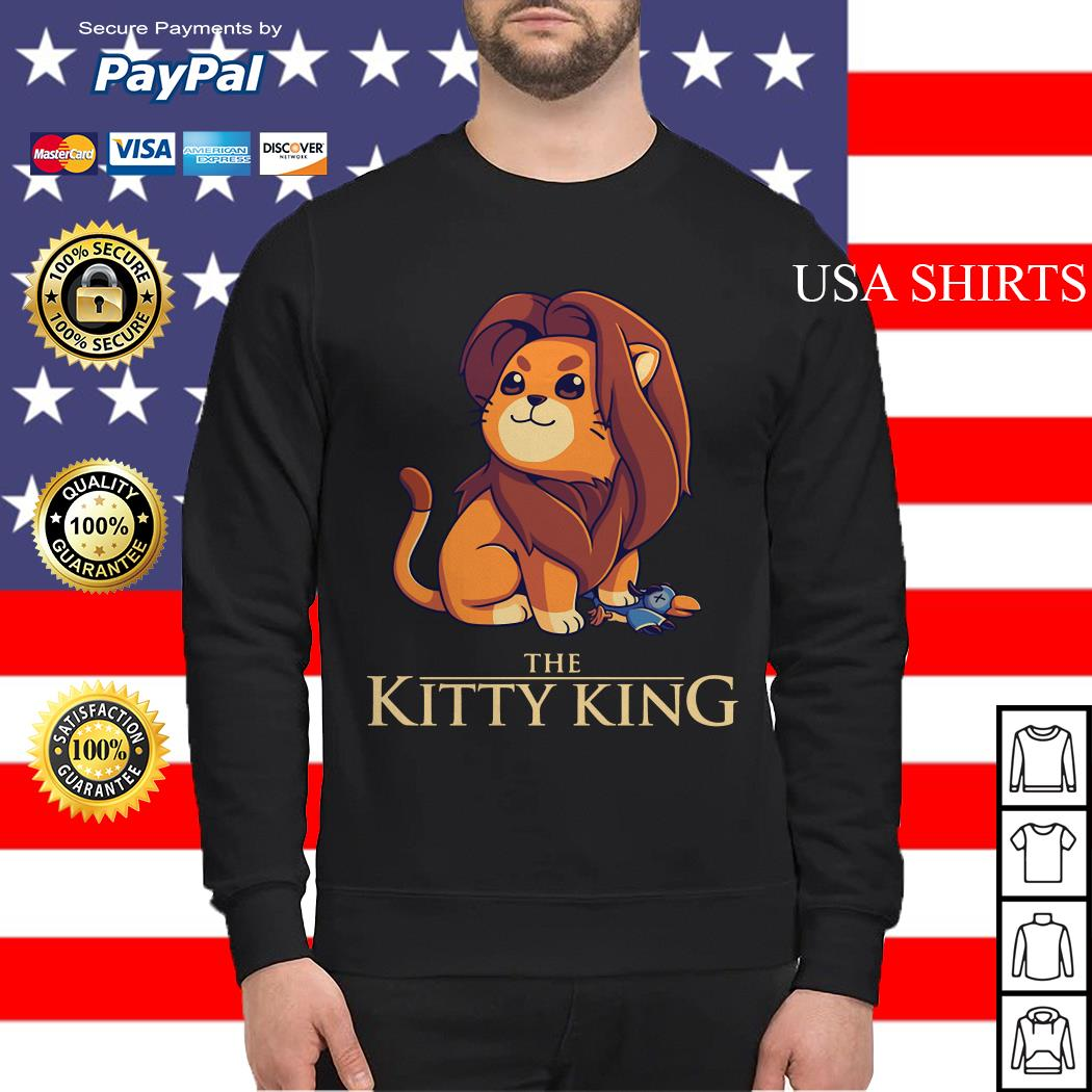 The Kitty King Lion Cub Simba Sweater
