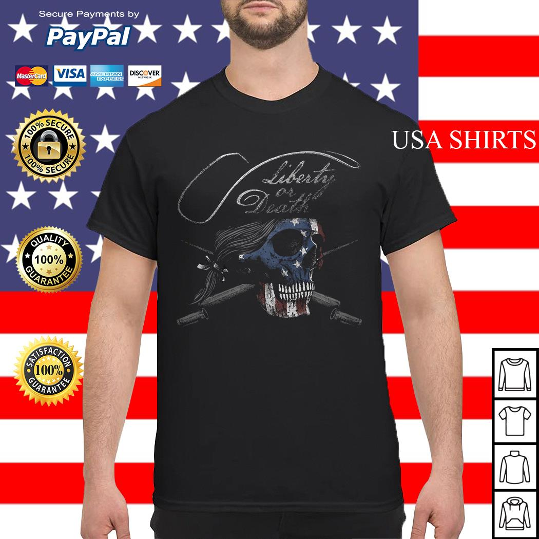Liberty or Death 1776 shirt