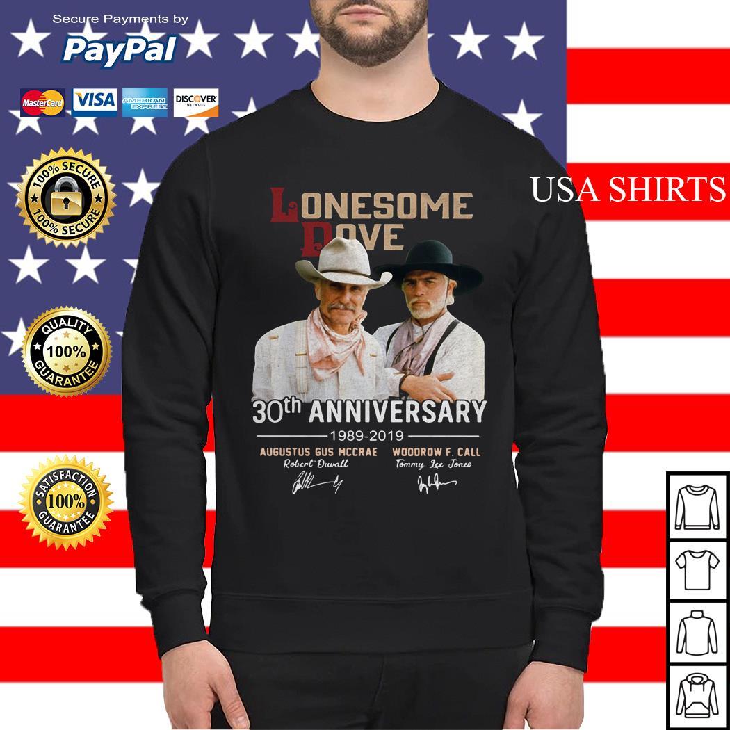 Lonesome Dove 30th Anniversary Signature 1098-2019 Sweater