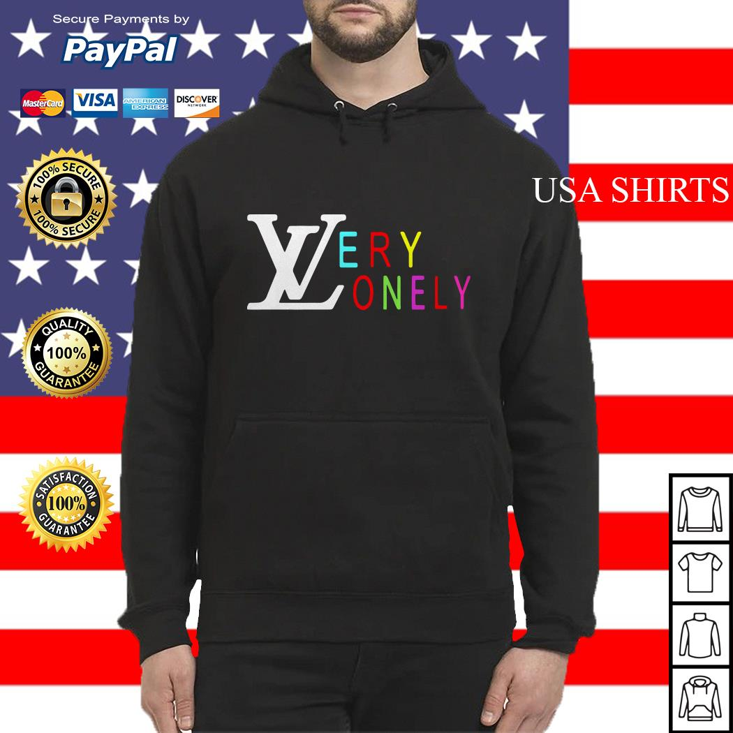 Louis Vuitton Very Lonely Hoodie