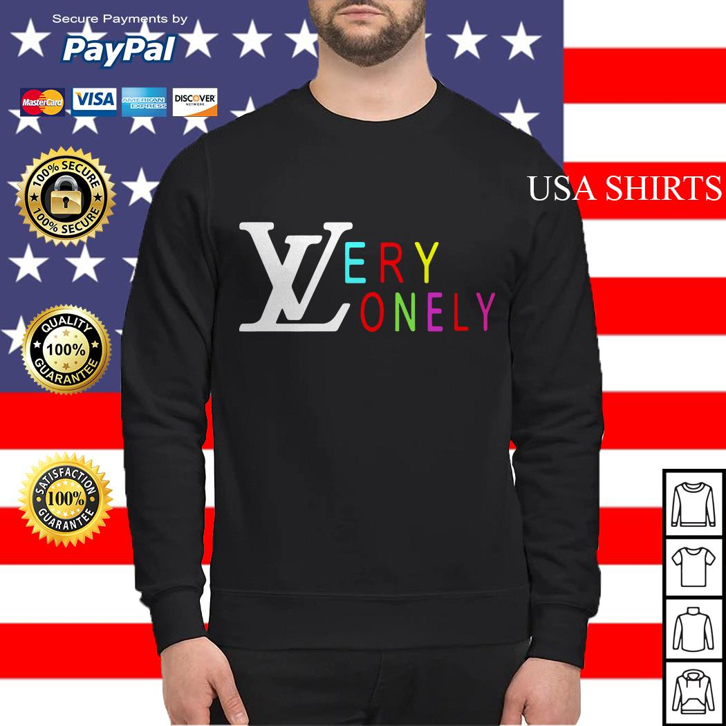 Louis Vuitton Very Lonely Sweater