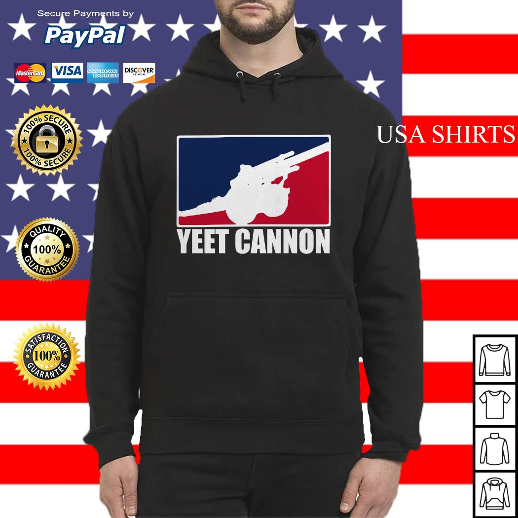 Official Yeet cannon Hoodie