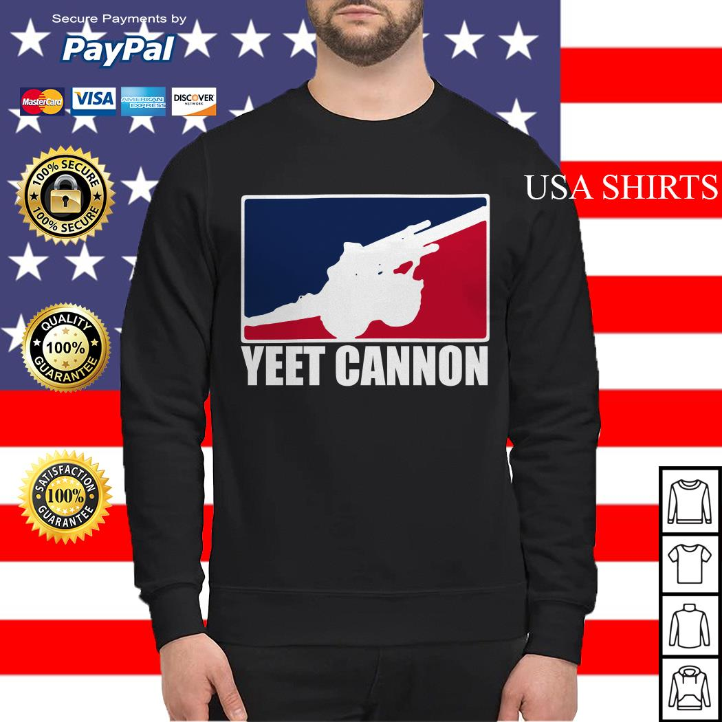 Official Yeet cannon Sweater