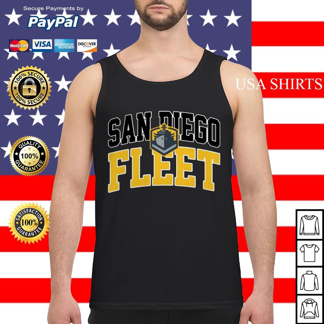 San Diego Fleet Tank top