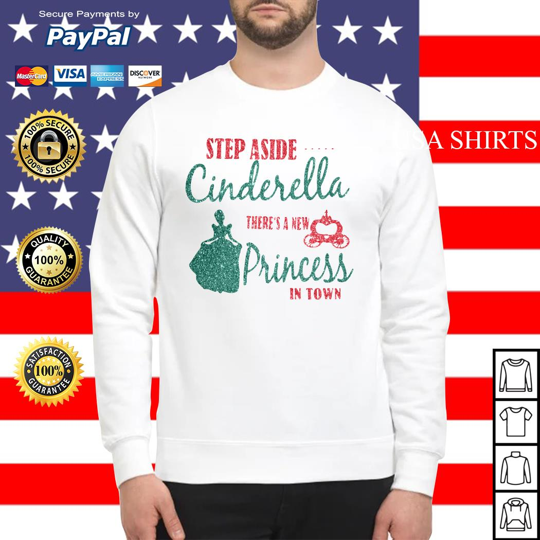 Step aside cinderella there's a new princess in town Sweater
