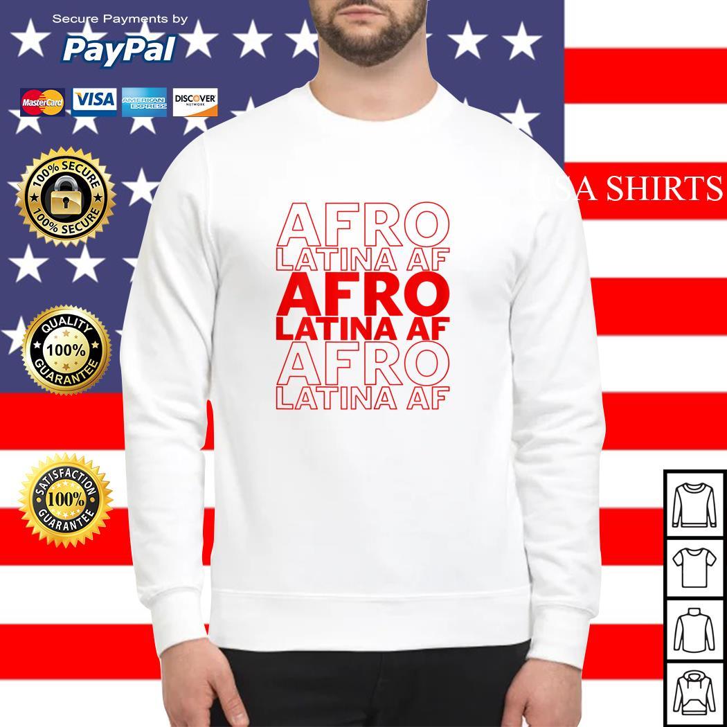 AFRO Latina AF AFRO Latina AF AFRO Latina AF Sweater