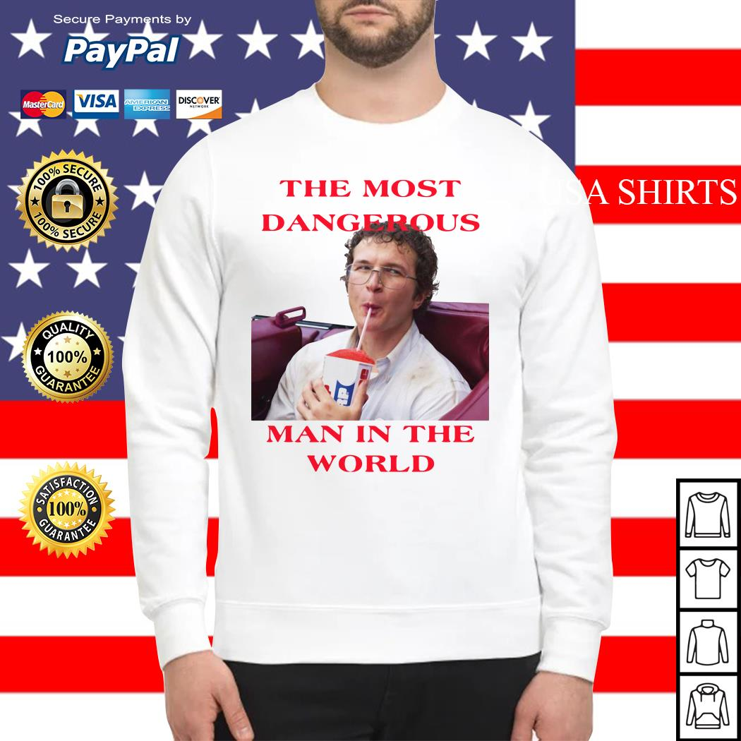Alexei the most man in the world Stranger Things Sweater