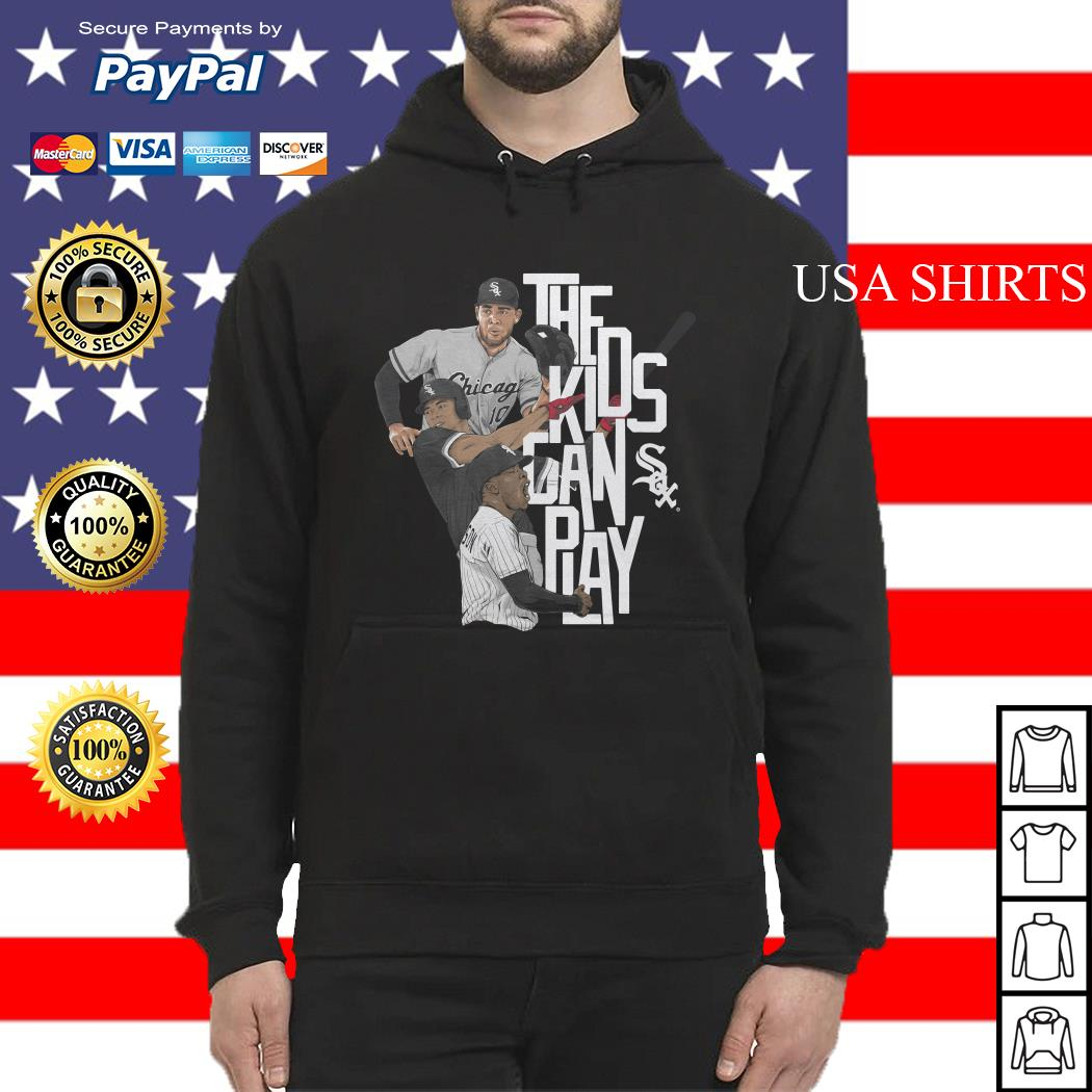 Chicago the kids can sox play Hoodie