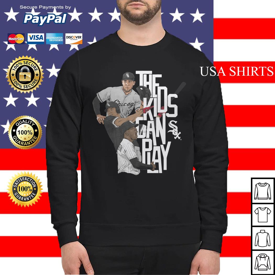 Chicago the kids can sox play Sweater