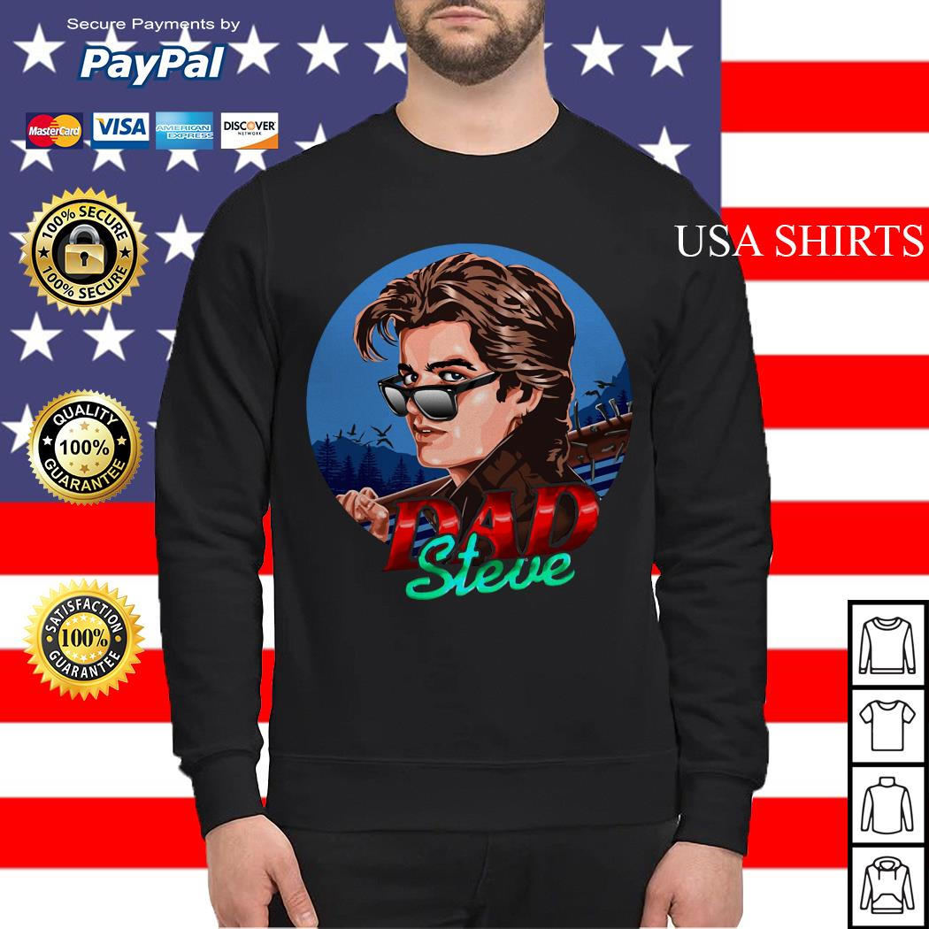 Dad Steve Stranger Things season 3 Sweater