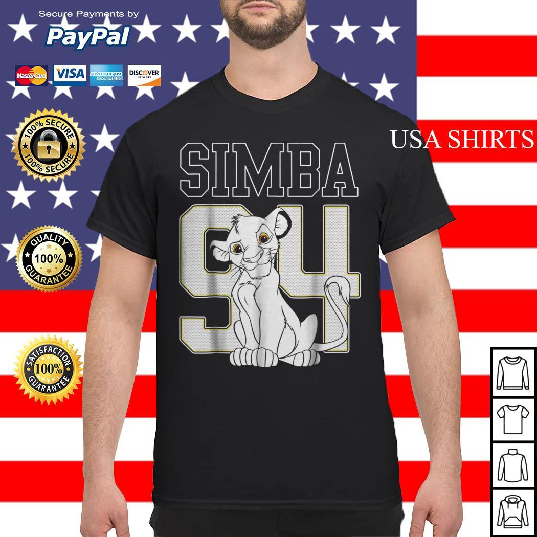 Disney Lion King Simba 94 Graphic shirt
