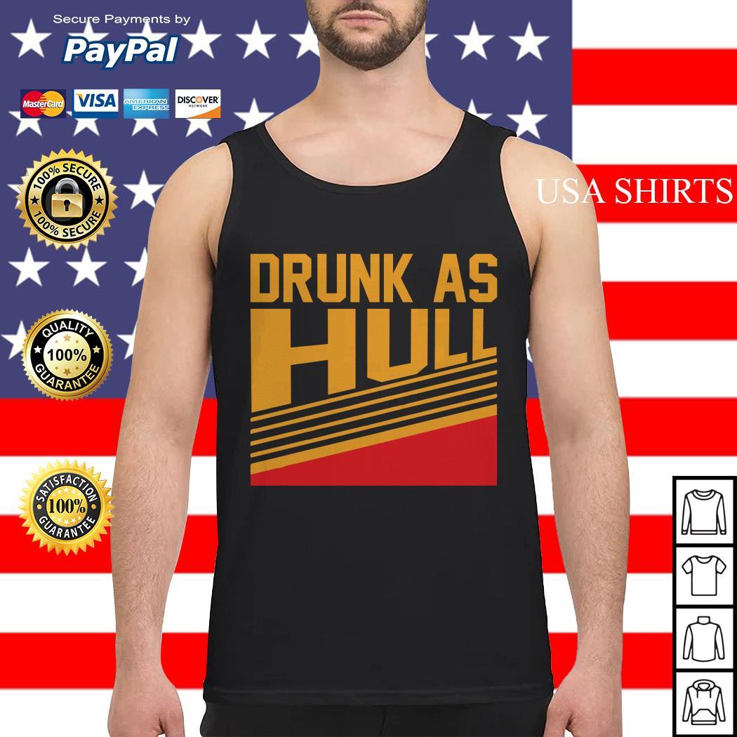 Drunk as Hull vintage Tank top