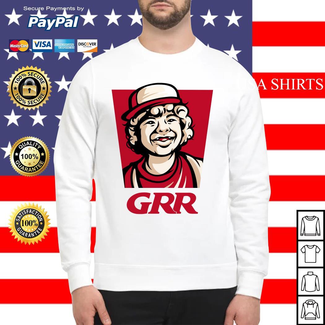 Dustin GRR Stranger Things Sweater