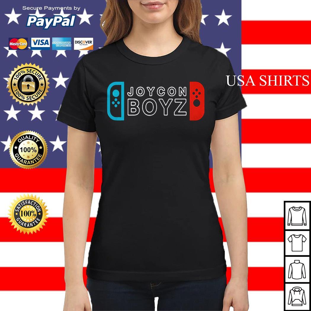 Etika's Joycon Boyz game Ladies tee