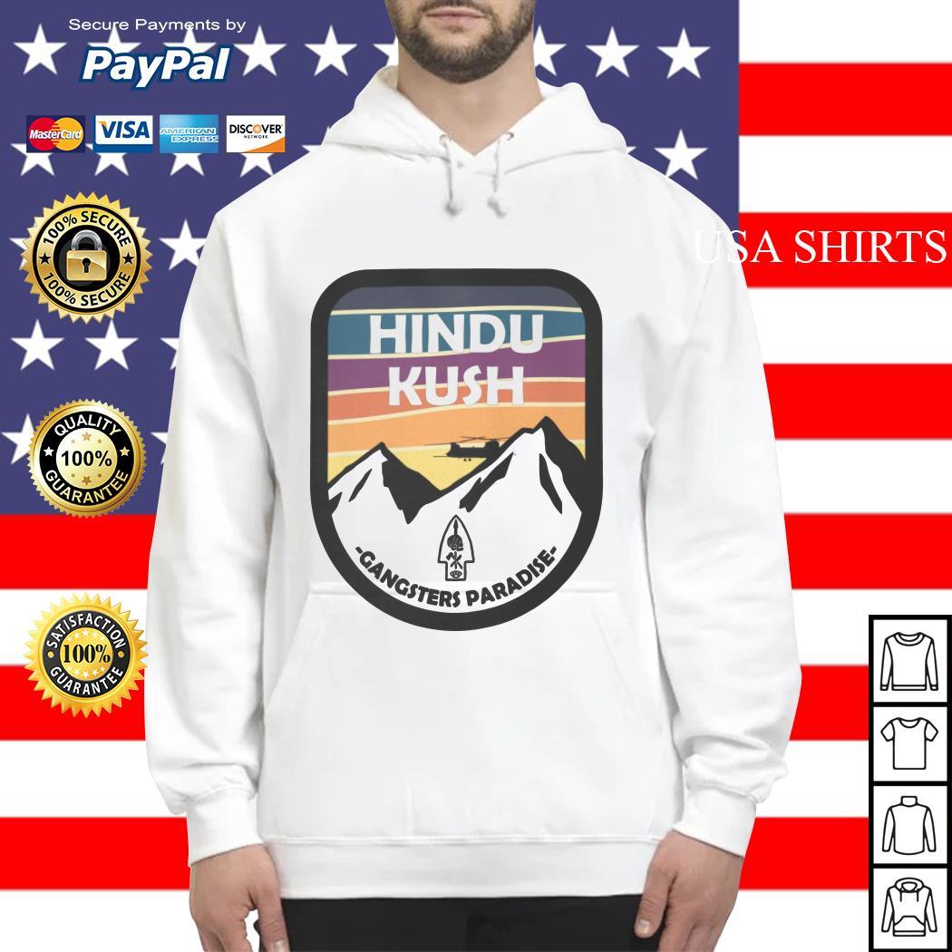 Hindu Kush Gangsters Paradise Hoodie