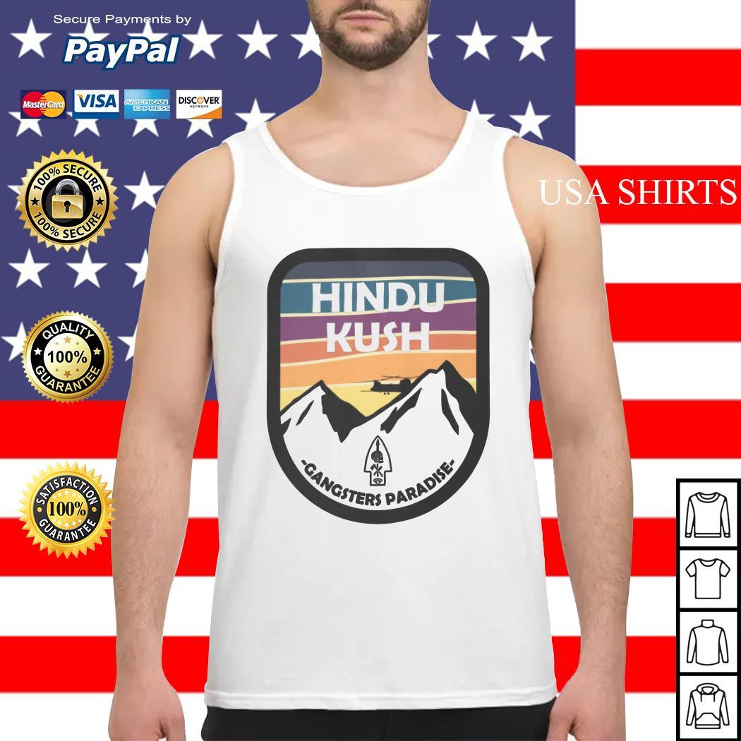 Hindu Kush Gangsters Paradise Tank top