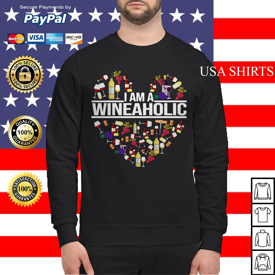 I am a Wineaholic Sweater