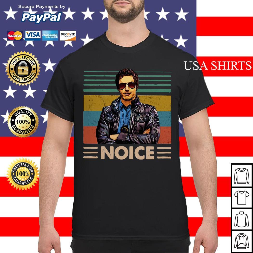 Jake Peralta Noice vintage shirt