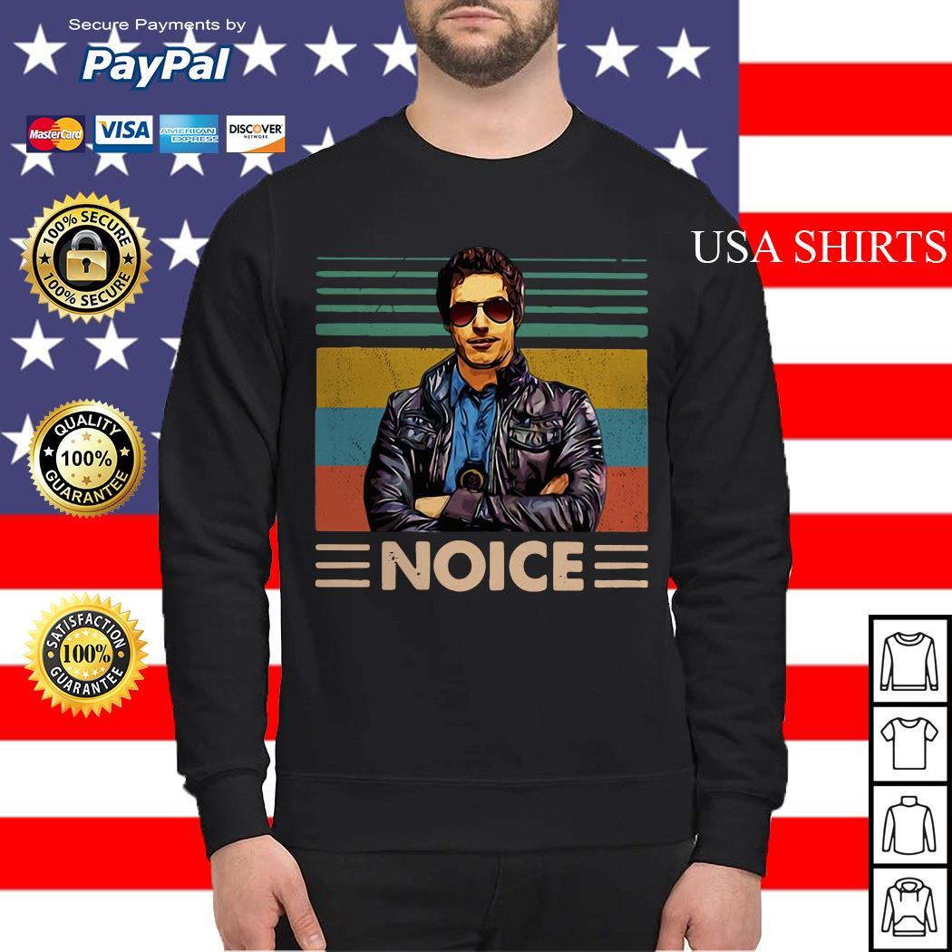 Jake Peralta Noice vintage Sweater