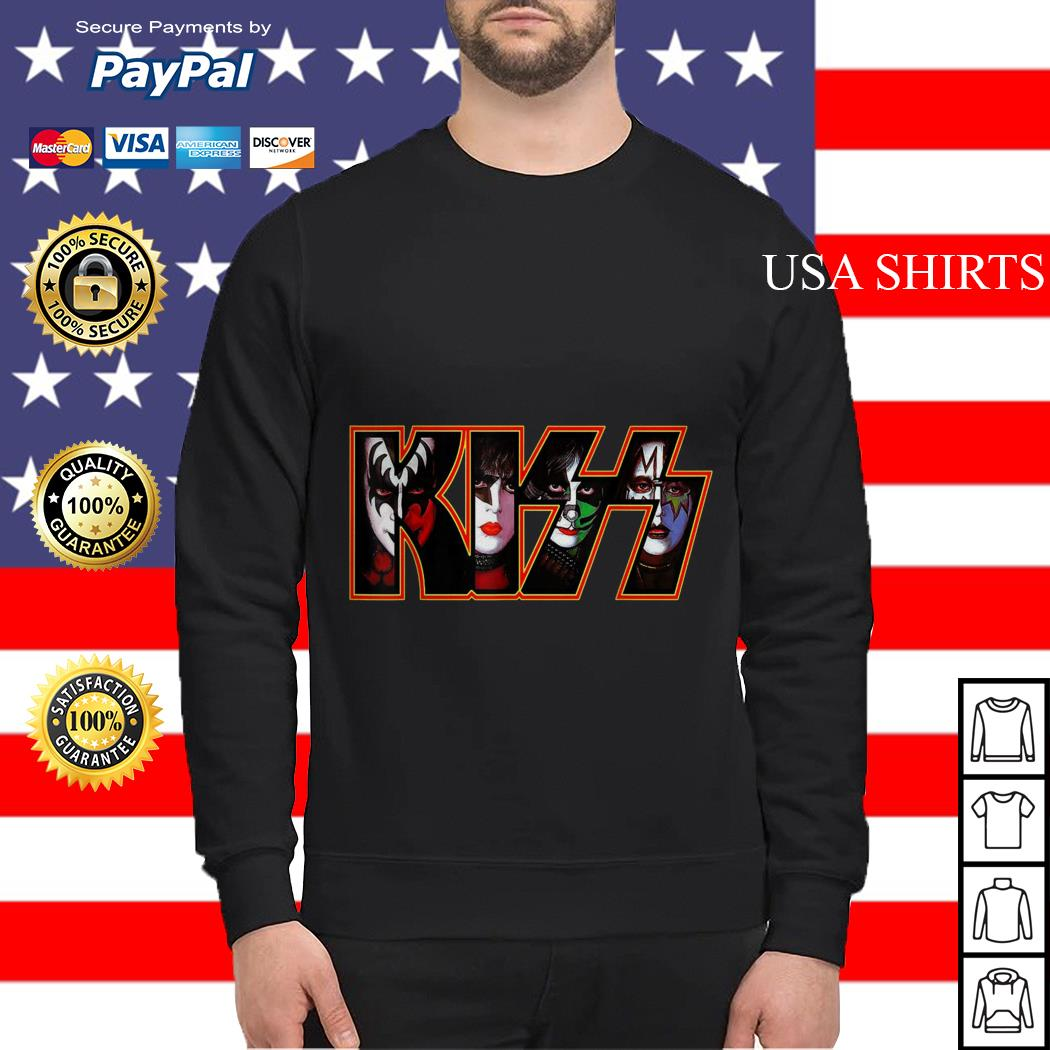 Kiss band end of the road america world tour 2019 Sweater