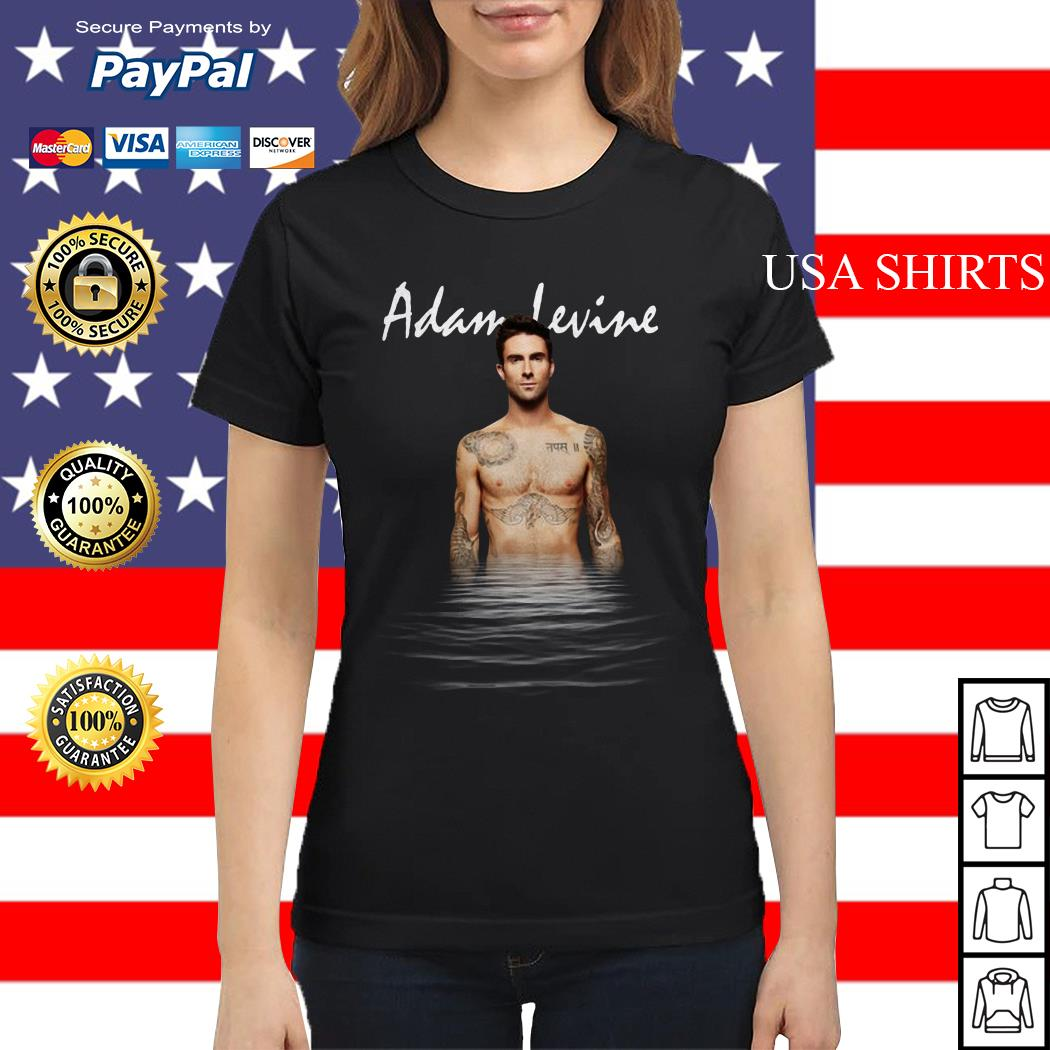 Official Adam Levine Ladies tee
